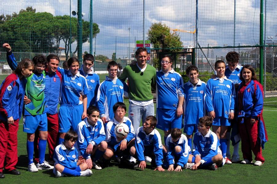 incontri roma soccer