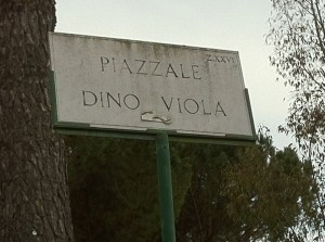 Piazzale Dino Viola