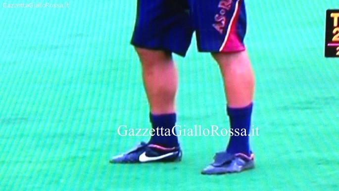 Totti Nike, dalle vesciche al ritorno di fiamma | Contrataque