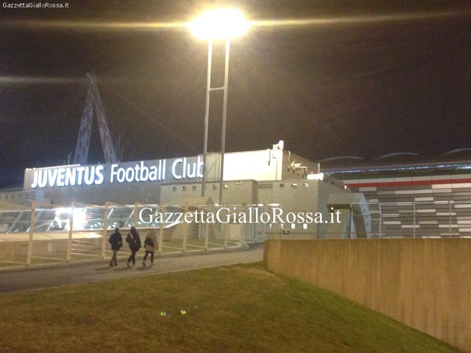 Juventus Roma Tre Tifosi Romanisti Denunciati Gazzetta