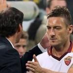 CORRIERE DELLA SERA Roma, recuperare Totti vuole dire mezzo punto in più