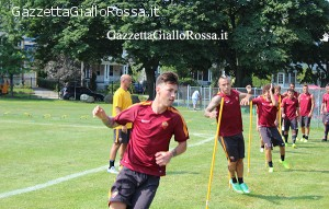 As Roma Tour Usa Boston Romagnoli