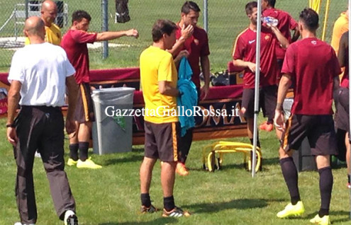 Tour As Roma Usa Garcia 2