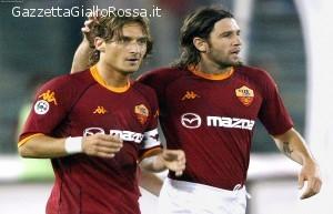 Candela e Totti