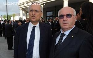 Tavecchio e Lotito
