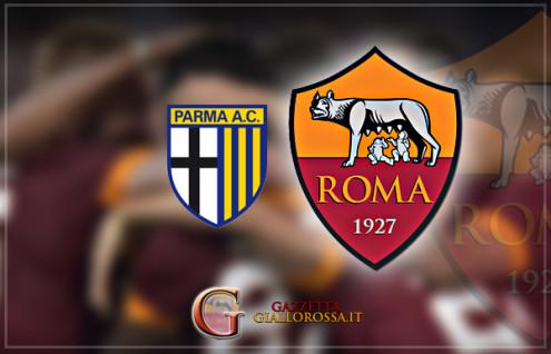 Parma Roma Copertina