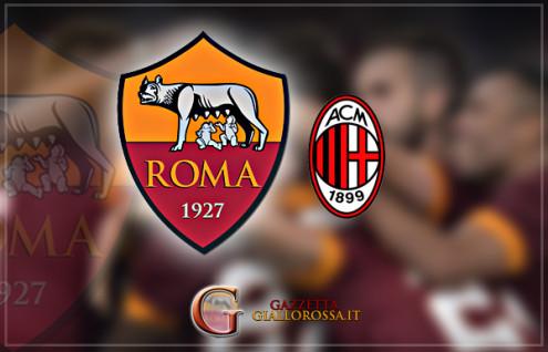 Roma Milan Copertina