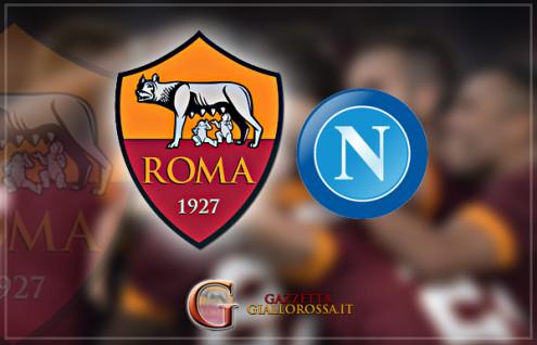 Roma Napoli Copertina