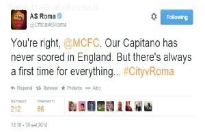Twitter City-Roma