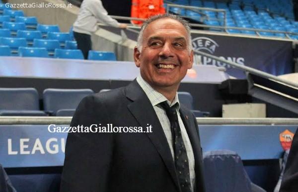 Manchester City-Roma Pallotta