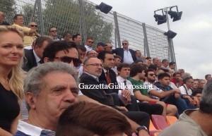 Roma Primavera-Bayern Monaco Italo Zanzi