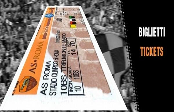 AS ROMA Da domani in vendita i biglietti per tutte le gare ...
