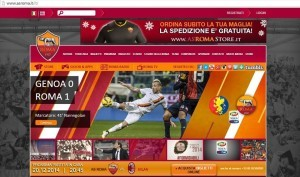 Home Page AsRoma.it