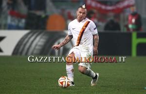 Roma-Feyenoord Nainggolan 2