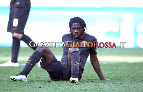 Chievo-Roma Gervinho