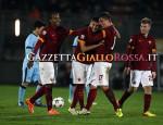 Primavera Roma-Manchester City esultanza Pellegrini