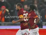 Roma-Juventus Keita e Gervinho
