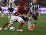 Roma-Juventus azione Ljajic