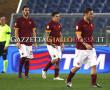 Roma-Sampdoria Astori Iturbe Totti