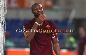 Roma-Sampdoria Keita espulso