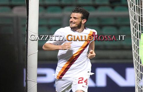 Sassuolo-Roma gol Florenzi