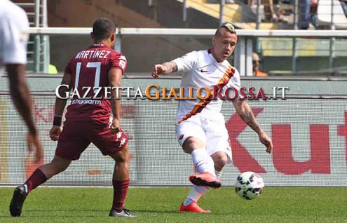 Torino-Roma Nainggolan