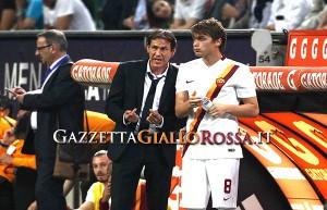Milan-Roma Garcia e Ljajic