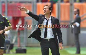 Roma-Genoa Garcia