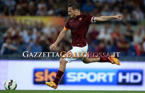 Totti Roma-Udinese
