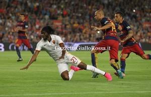 Gervinho Barcellona