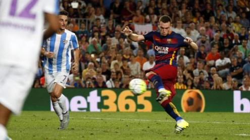 Vermaelen segna contro il Malaga