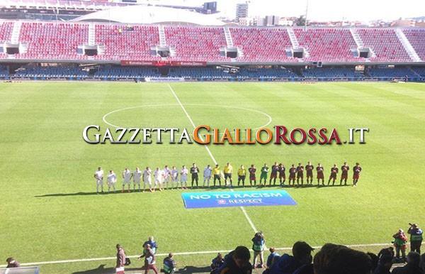 Youth League: miracolo Roma, da 0-3 a 3-3 col Barcellona