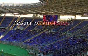 Roma Spezia Curva Sud