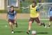 Strootman in allenamento (foto asroma.com)