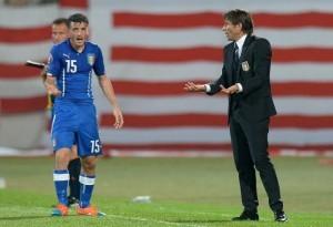 Florenzi e Conte