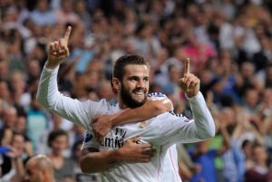 Nacho del Real Madrid