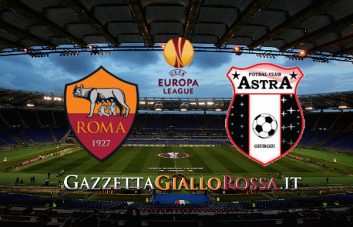during the UEFA Europa League Round of 32 second leg match between Lazio and Galatasaray on February 25, 2016 in Rome, Italy.