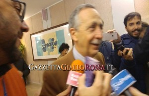 L'assessore Paolo Berdini