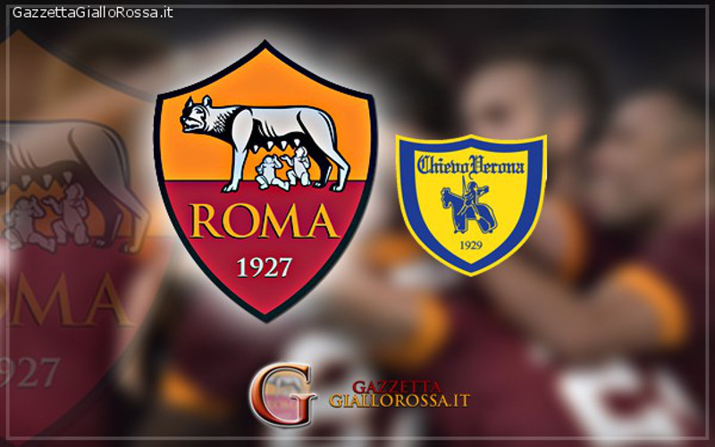 Roma-Chievo Verona, Di Francesco domani alle 14.45 in conferenza stampa