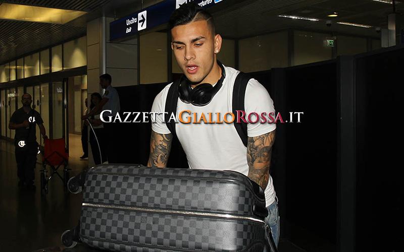 Calciomercato Roma: Leandro Paredes vola in Russia