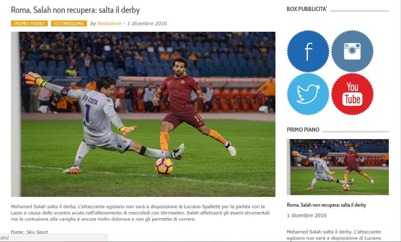 Post Lazio Roma: polemiche ed accuse!