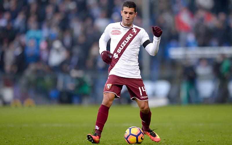 Torino, Iago Falque: