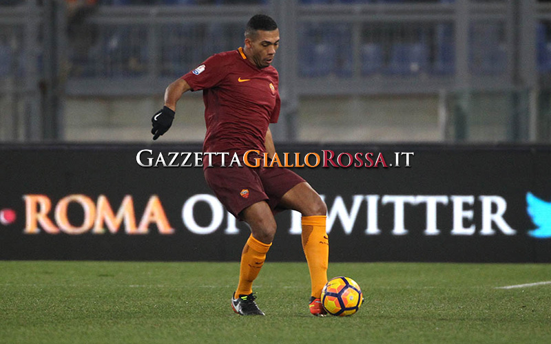 Roma, Juan Jesus e la sfida all'Inter:
