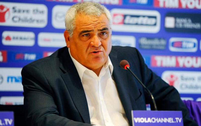 Badelj-Fiorentina, Corvino: