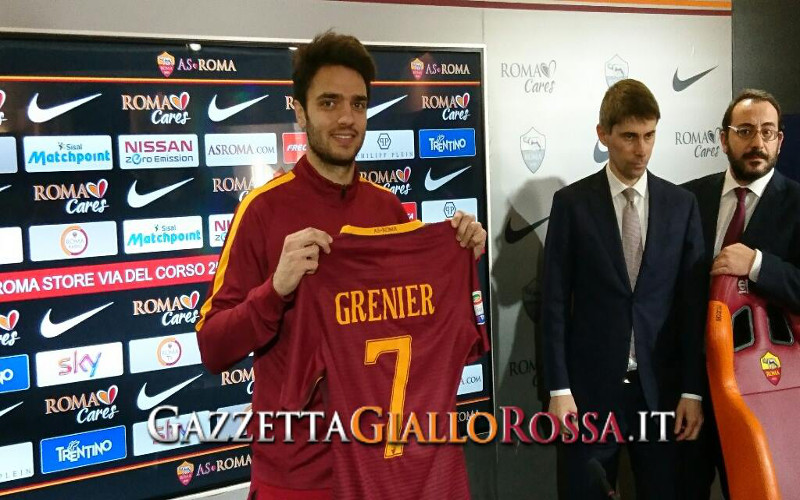 Qui Roma, Grenier si presenta: