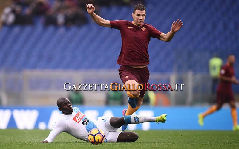 Il Milan corteggia Dzeko.