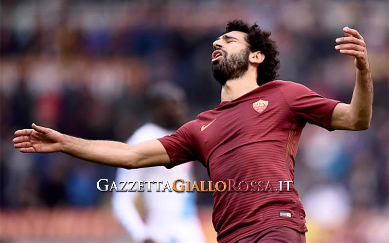 Calciomercato Roma, è fatta per Salah al Liverpool: cifre e dettagli