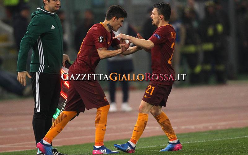 Roma-Sassuolo 3-1: pagelle e tabellino