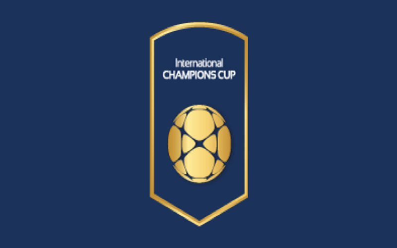 International Champions Cup, calendario completo