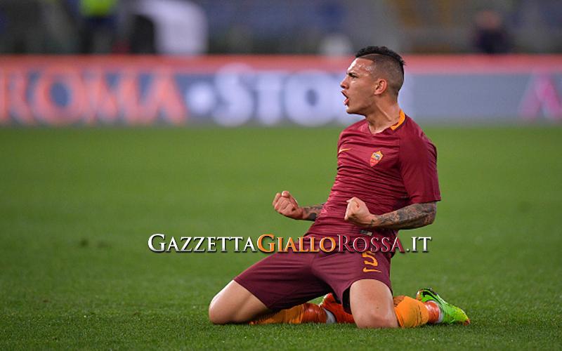 La Roma vince e scavalca il Napoli, contro il Sassuolo è 3-1